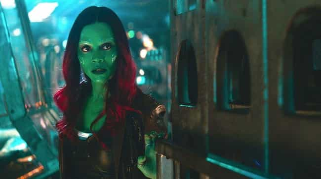 Gamora Had Literally No Reason... is listed (or ranked) 2 on the list Why 'Infinity War' Is The Worst Avengers Movie