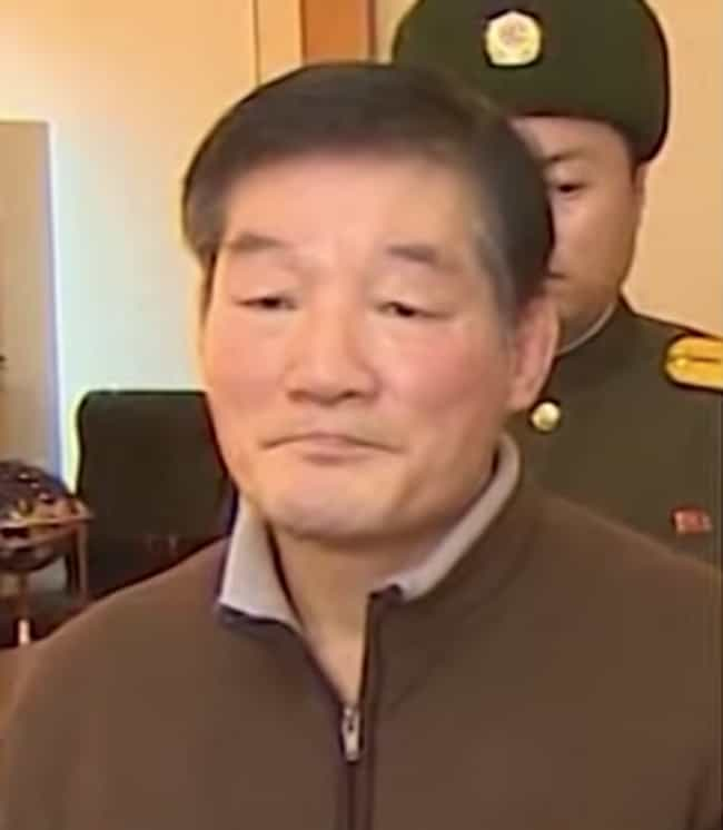 Kim Dong Chul is listed (or ranked) 3 on the list Insane Cases of People Who Disappeared in North Korea