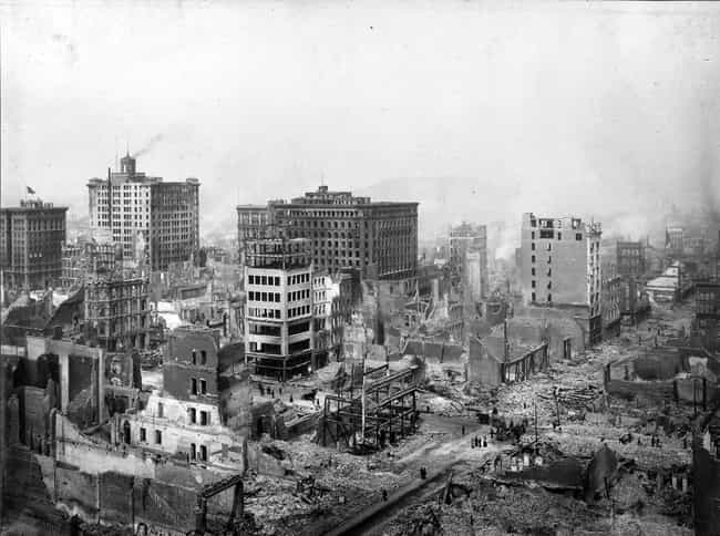 1906 San Francisco Earth... is listed (or ranked) 1 on the list The Worst Earthquakes In California's History