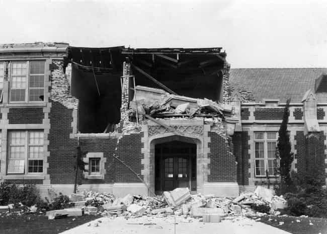 1933 Long Beach Earthqua... is listed (or ranked) 2 on the list The Worst Earthquakes In California's History