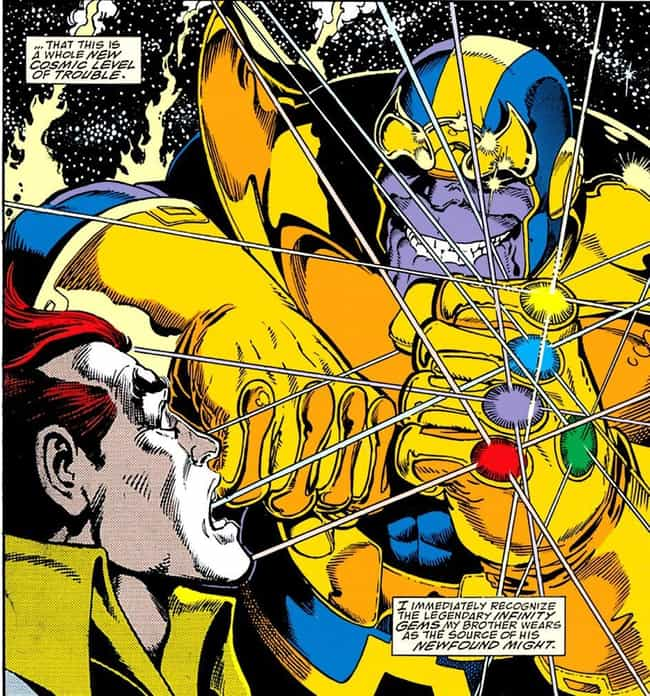 "A Conflicted Thanos Gathers Hi... is listed (or ranked) 3 on the list How Did The Avengers Recover From ""The Snap"" In The Comics?"