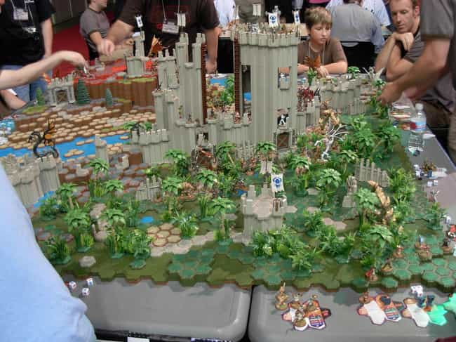 Gen Con is listed (or ranked) 2 on the list The Best Geek Conventions All Nerds MUST Attend