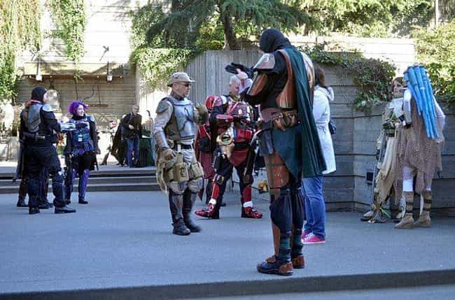 Emerald City Comic Con (ECCC) is listed (or ranked) 4 on the list The Best Geek Conventions All Nerds MUST Attend