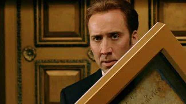 The Government Ignores M... is listed (or ranked) 1 on the list 'National Treasure' Is Finally On Disney+ And It's Way, Way Weirder Than You Remember