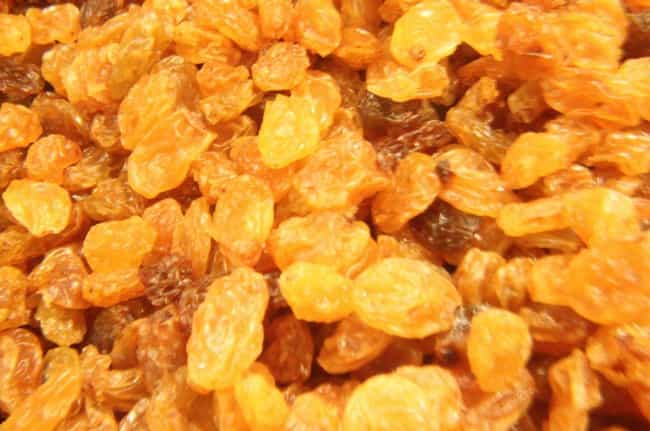 If Your Raisins Have A S... is listed (or ranked) 2 on the list 12 FDA Regulations That Will Scare You