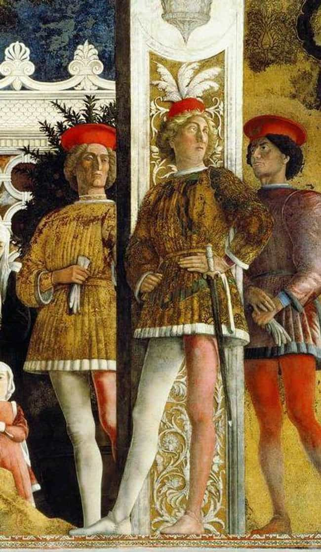 Homosexual Relationships Were ... is listed (or ranked) 1 on the list Here's What Sex Was Like During The Renaissance