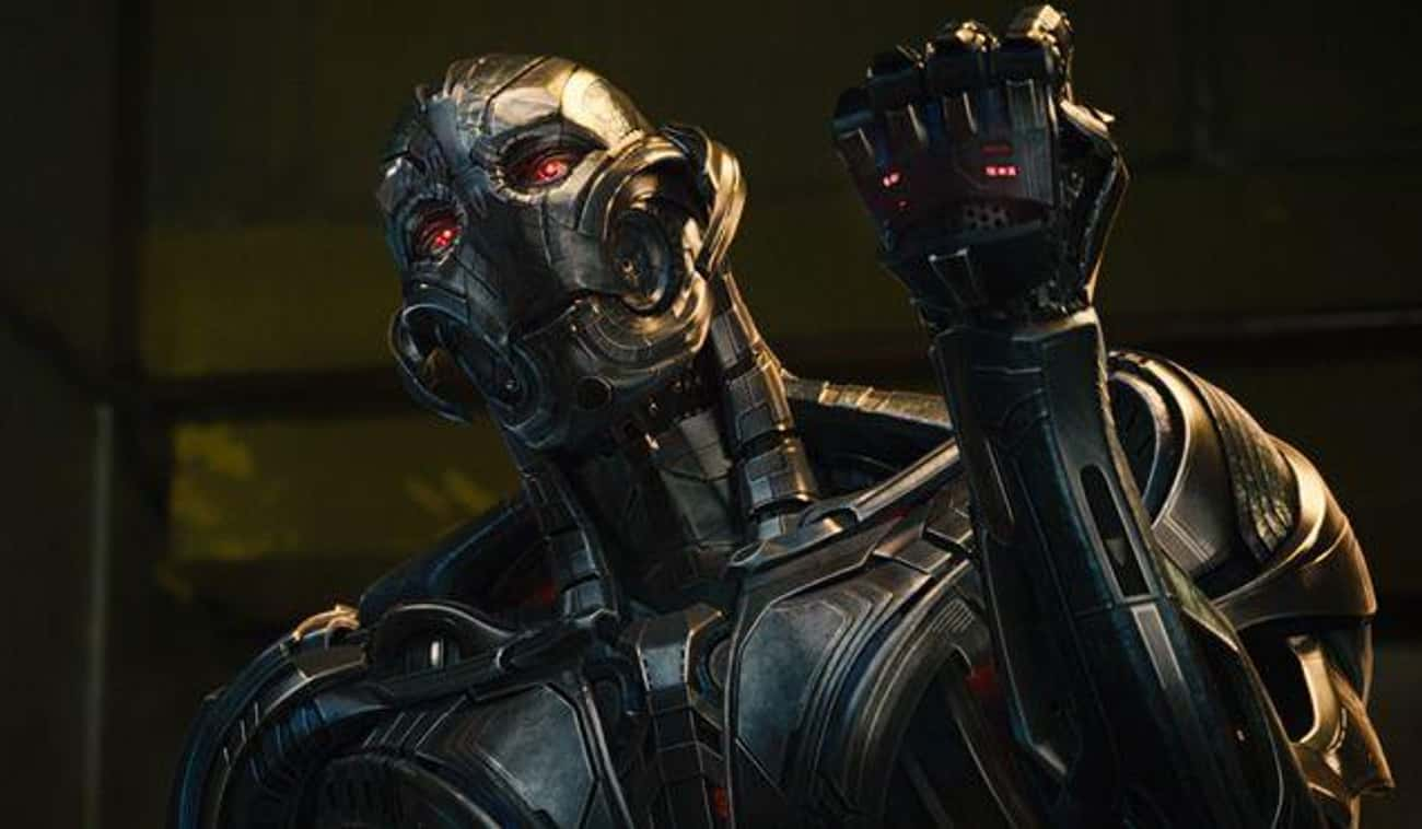 He Makes Ultron is listed (or ranked) 1 on the list Iron Man Might Be The Biggest Villain In The MCU