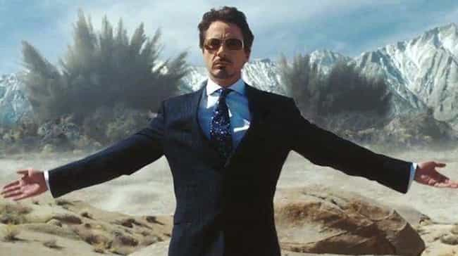 His Attitude Brings Out ... is listed (or ranked) 4 on the list Iron Man Might Be The Biggest Villain In The MCU