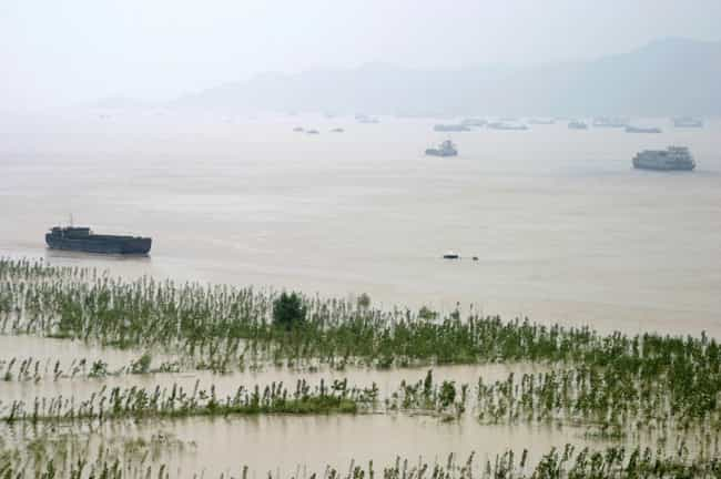 1931 Yangtze River Flood... is listed (or ranked) 1 on the list The Worst Floods in History