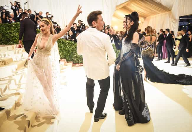 Musk Claimed To Have Hel... is listed (or ranked) 3 on the list Who Is Grimes, The Pop Genius Who Just So Happens To Be Dating Elon Musk?