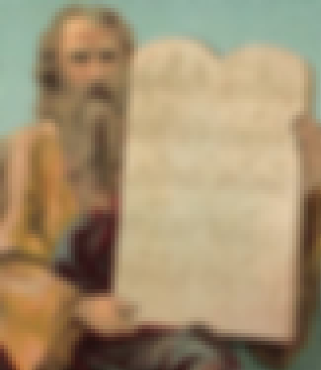It May Be The Oldest Remaining... is listed (or ranked) 3 on the list Archaeologists Found The Oldest-Known Stone Tablet Of The Ten Commandments – And Sold It For $850K