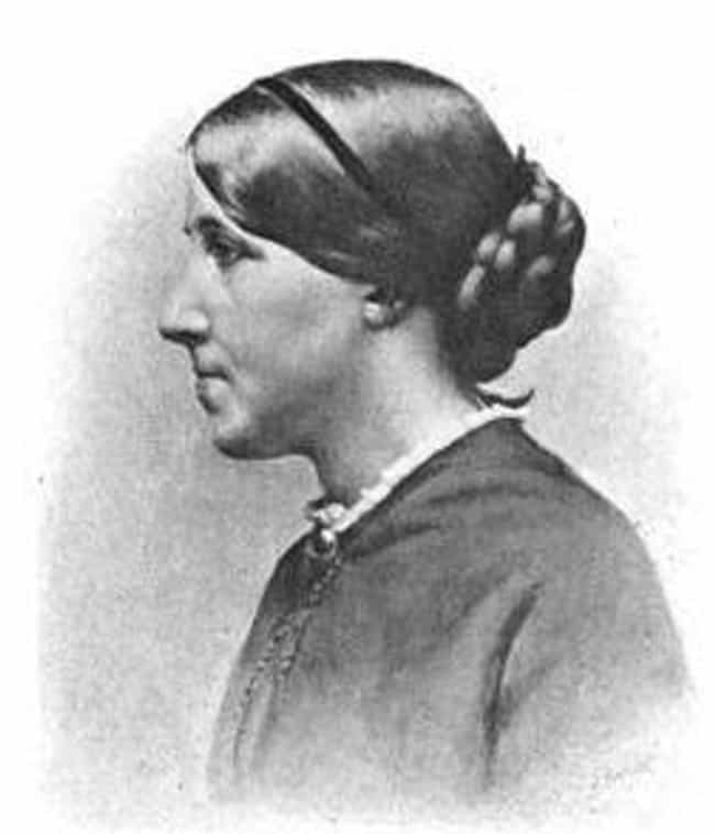 Under A Pseudonym, Alcott Wrot... is listed (or ranked) 1 on the list Louisa May Alcott Was Much Less Uptight Than Her Popular Books Might Make You Believe
