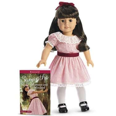 Samantha Parkington: $1,850 is listed (or ranked) 1 on the list American Girl Dolls That Are Worth A Ton Now