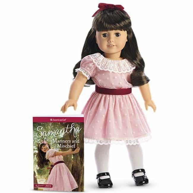 Samantha Parkington: $1,... is listed (or ranked) 1 on the list American Girl Dolls That Are Worth A Ton Now