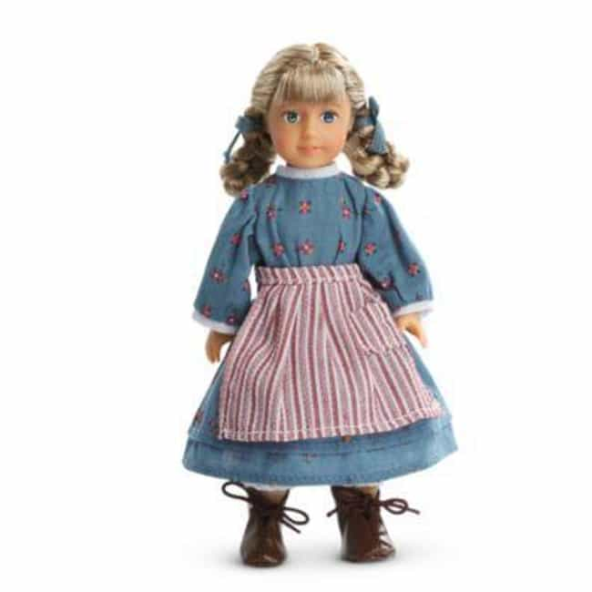 Kirsten Larson: $625 is listed (or ranked) 3 on the list American Girl Dolls That Are Worth A Ton Now