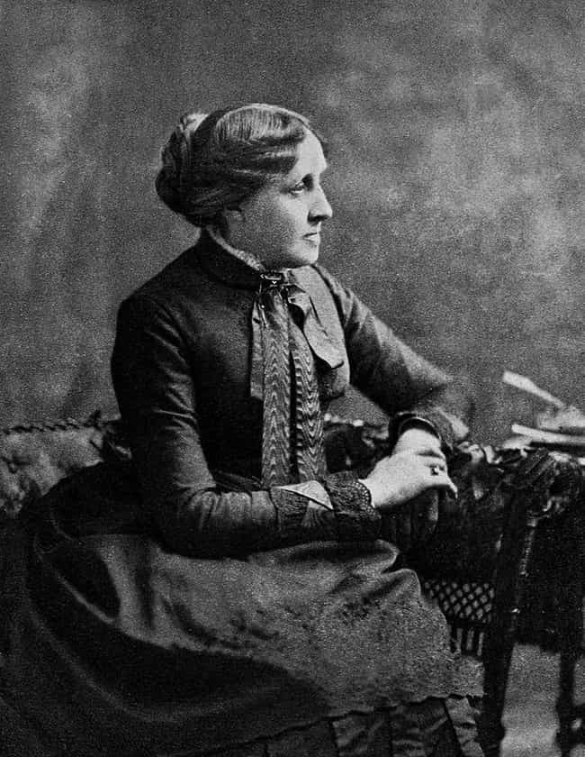 She Was Mostly Friends With Me... is listed (or ranked) 3 on the list Louisa May Alcott Was Much Less Uptight Than Her Popular Books Might Make You Believe
