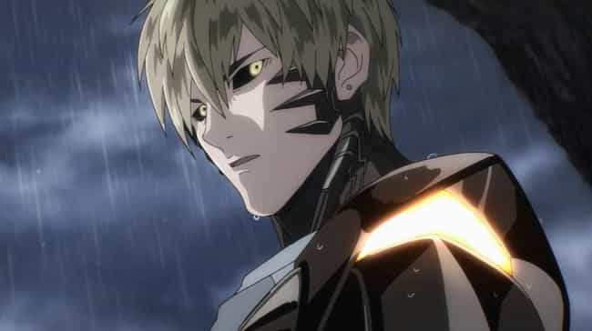 Genos Can't Catch A Break ... is listed (or ranked) 3 on the list 13 Anime Heroes Who Almost Always Lose