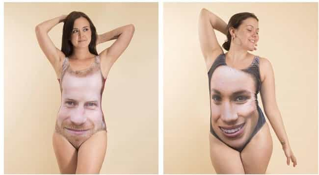 Swimsuits is listed (or ranked) 1 on the list The Weirdest Royal Wedding Merchandise You Can Actually Buy