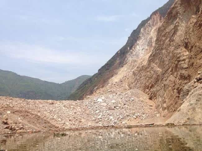 1920 Haiyuan Earthquake/Landsl... is listed (or ranked) 1 on the list The Worst Landslides in History