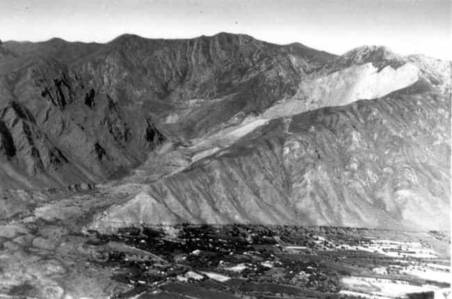 1949 Khait Rock Slide is listed (or ranked) 3 on the list The Worst Landslides in History
