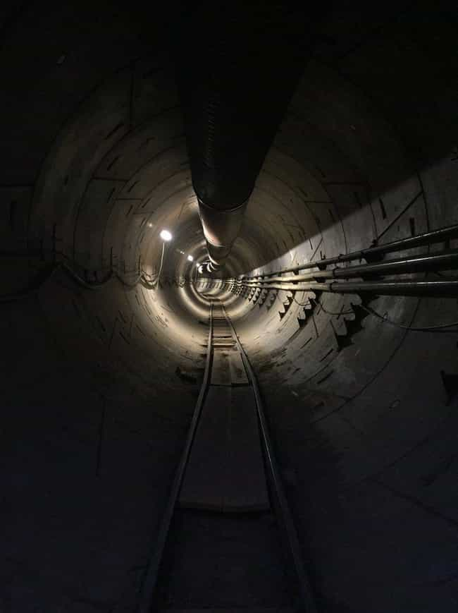 The Small Tunnel Size Might No... is listed (or ranked) 3 on the list 11 Things You Need To Know About Elon Musk's High Speed Los Angeles Tunnel
