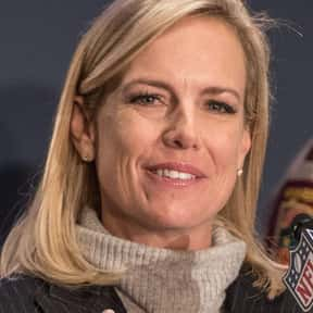 Kirstjen Nielsen is listed (or ranked) 15 on the list The Current Presidential Line of Succession