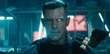 Cable Is A Killer Addition To  is listed (or ranked) 1 on the list 12 Reasons Why 'Deadpool 2' Is Better Than The Original