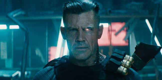 Cable Is A Killer Addition To ... is listed (or ranked) 1 on the list 12 Reasons Why 'Deadpool 2' Is Better Than The Original