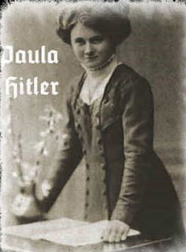 Hitler Physically Mistreated H... is listed (or ranked) 4 on the list Everything You Never Knew About Hitler's Childhood
