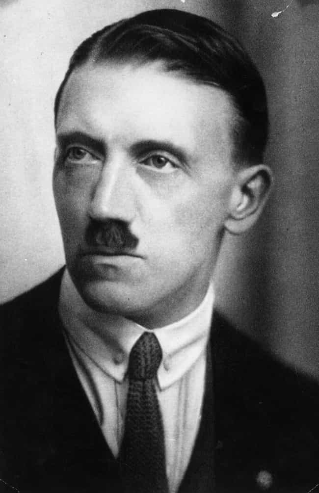 As A Teen, He Blew Through His... is listed (or ranked) 1 on the list Everything You Never Knew About Hitler's Childhood