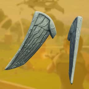 Love Wings is listed (or ranked) 1 on the list The Best Backpacks In 'Fortnite: Battle Royale,' Ranked