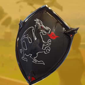 Black Shield is listed (or ranked) 2 on the list The Best Backpacks In 'Fortnite: Battle Royale,' Ranked