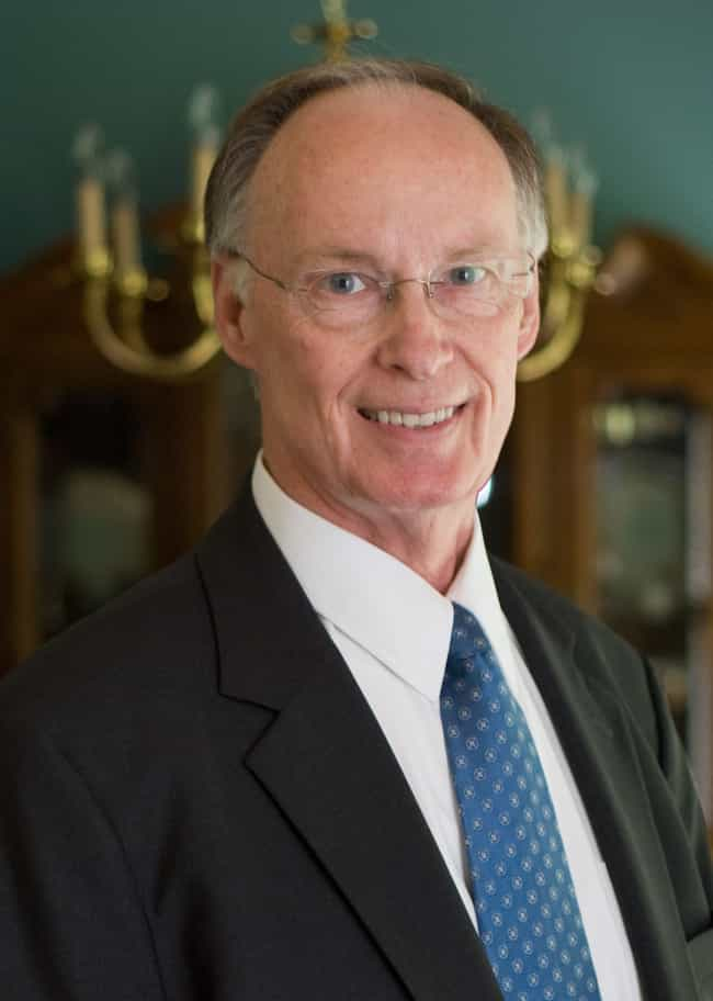 Alabama: Gov. Robert Bentley's... is listed (or ranked) 1 on the list What's The Biggest Political Scandal From Each State?