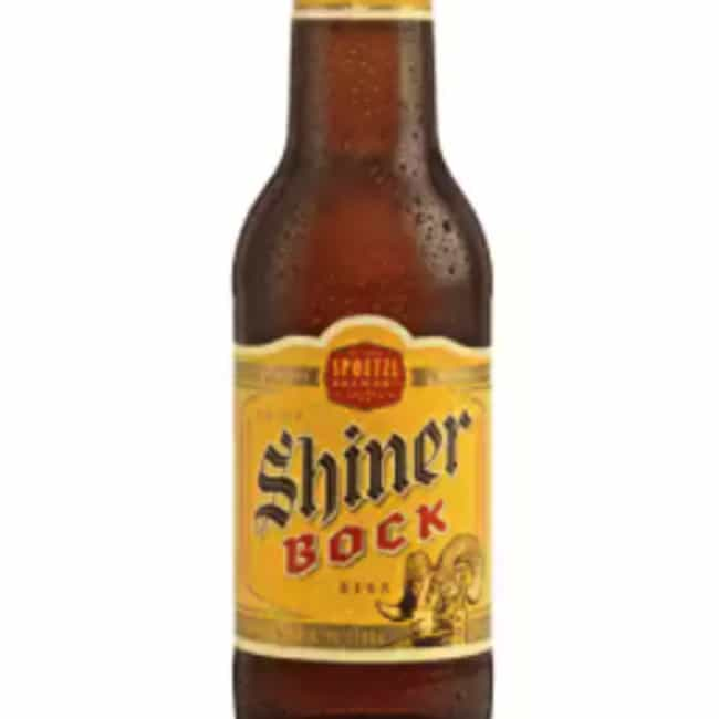 Shiner Bock is listed (or ranked) 1 on the list The Best Texas Beers, Ranked