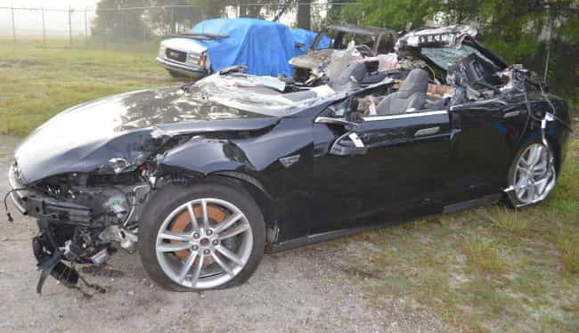 Williston, Florida: Tesla Mode... is listed (or ranked) 3 on the list Every Single Self-Driving Car Accident And Death