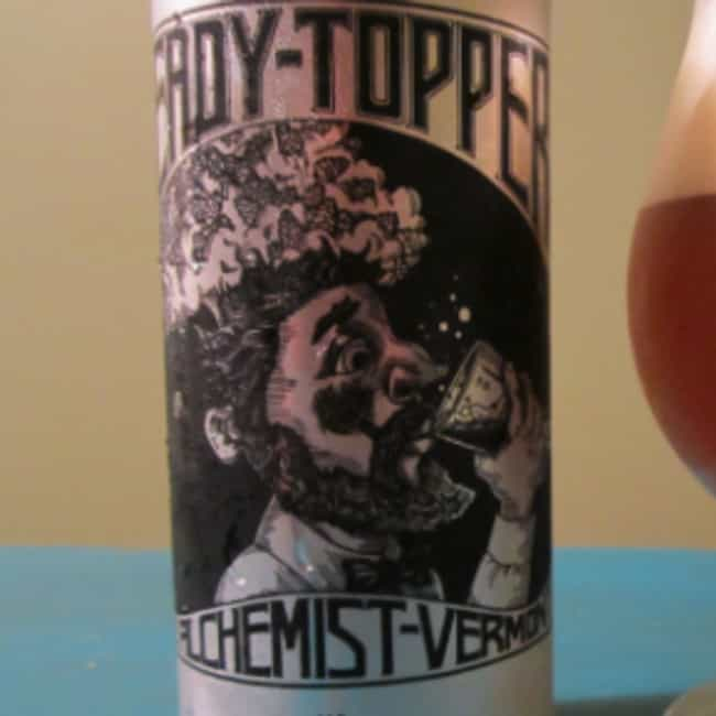 Heady Topper IPA is listed (or ranked) 2 on the list The Best Vermont Beers, Ranked
