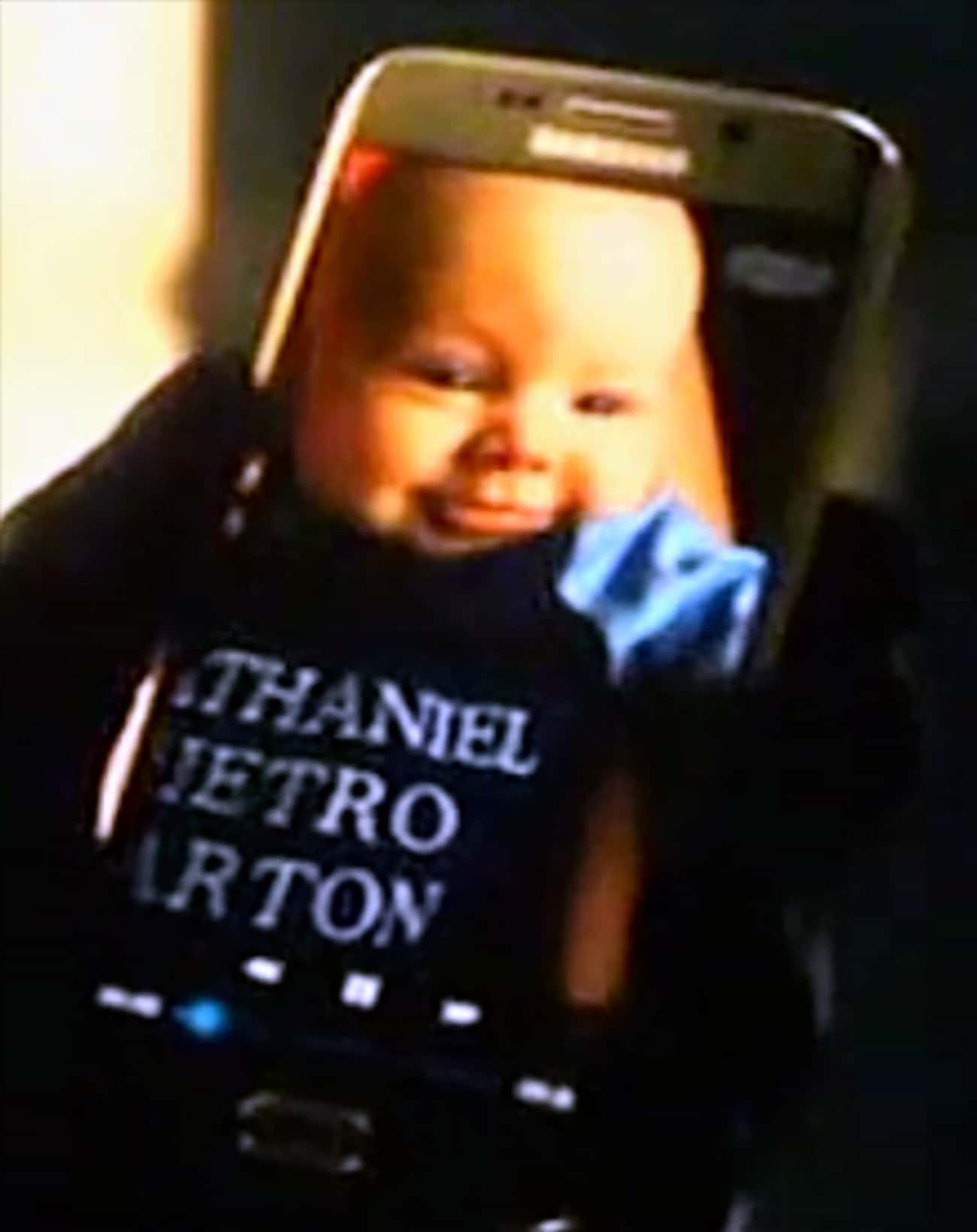 Nathaniel Pietro Barton- Aveng is listed (or ranked) 3 on the list Easter Eggs From Every Marvel Movie