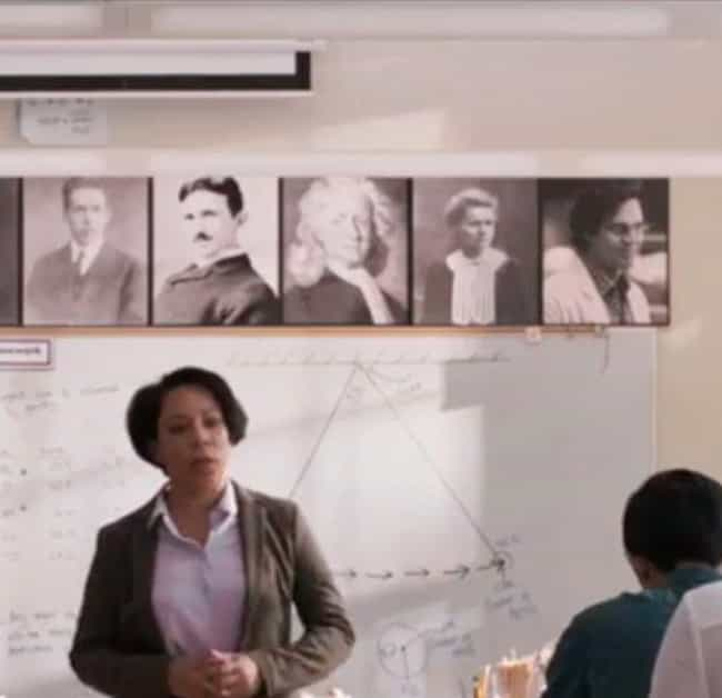 Bruce Banner: Science Pioneer-... is listed (or ranked) 1 on the list Easter Eggs From Every Marvel Movie