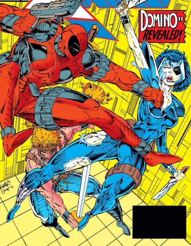 When The Two Meet, Deadpool's ... is listed (or ranked) 2 on the list How Did Deadpool And Cable Become Comic Book Besties, Anyway?