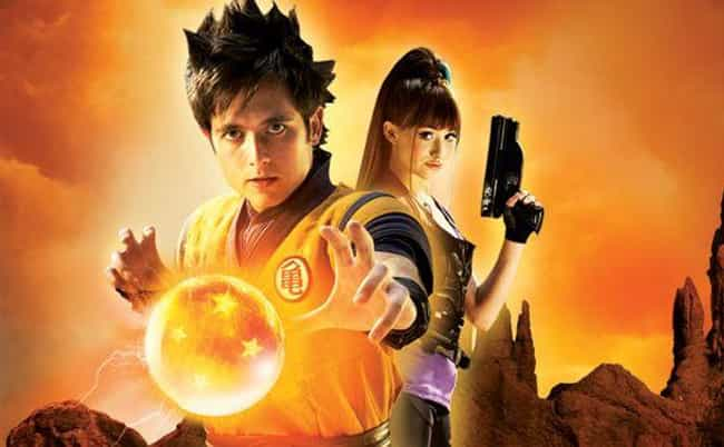 Screenwriter Ben Ramsey Admitt... is listed (or ranked) 4 on the list 'Dragonball Evolution' Might Be The Worst Anime Adaptation Ever Made