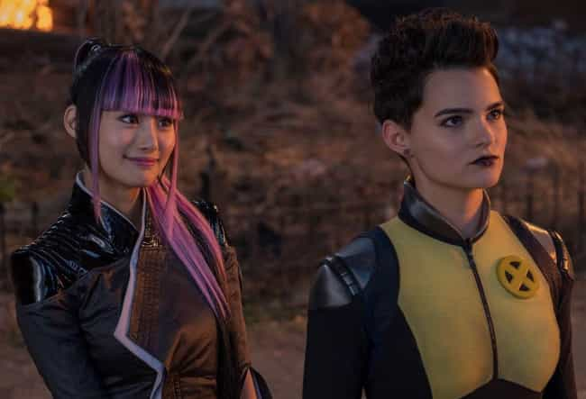 Who Is Yukio? is listed (or ranked) 4 on the list Unanswered Questions From 'Deadpool 2'