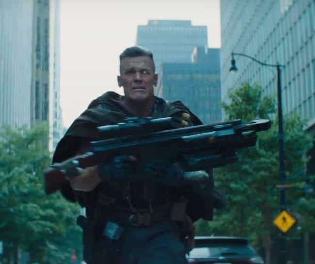 What Are Cable's Powers?... is listed (or ranked) 4 on the list Unanswered Questions From 'Deadpool 2'