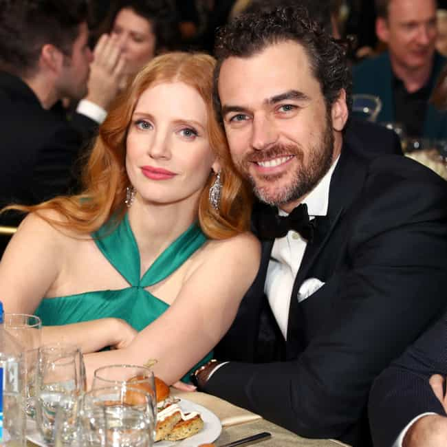 Gian Luca Passi de Preposulo is listed (or ranked) 1 on the list Jessica Chastain Loves and Hookups