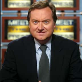 Tim Russert is listed (or ranked) 13 on the list The Most Influential News Anchors of All Time