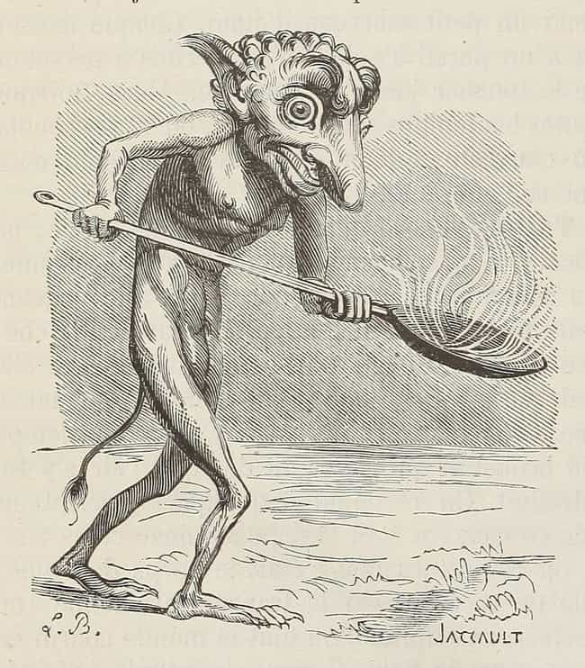 Cancer June 21 - July 22: Ukob... is listed (or ranked) 4 on the list Here's Which Demon You Should Grab A Beer With According To Your Zodiac Sign