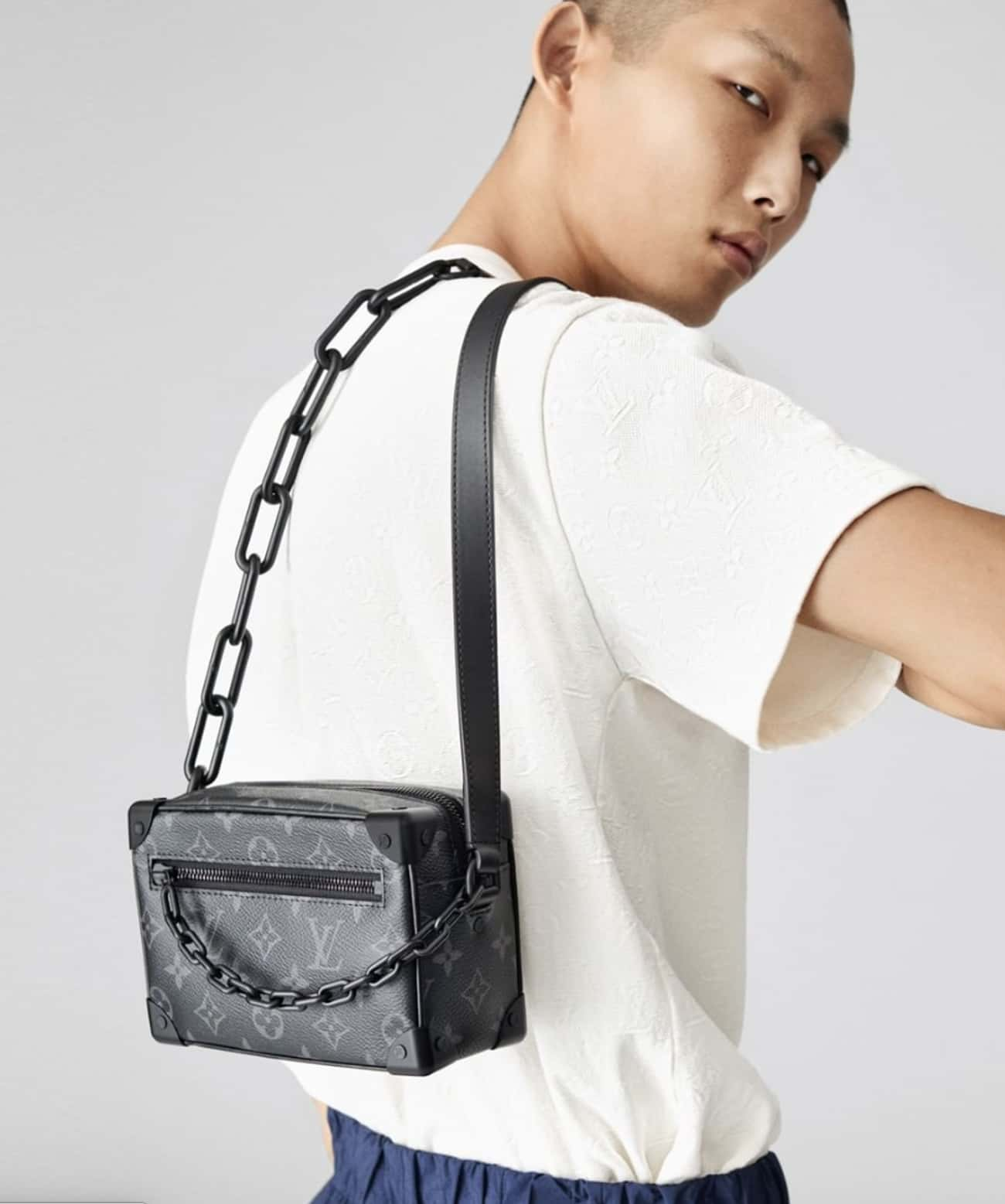 Louis Vuitton is listed (or ranked) 4 on the list The Top Fashion Designers for Men