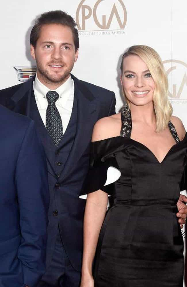 Tom Ackerley is listed (or ranked) 1 on the list Margot Robbie Loves and Hookups
