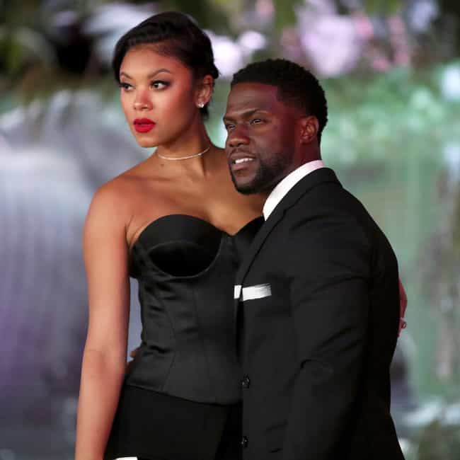 Eniko Parrish is listed (or ranked) 2 on the list Kevin Hart Loves and Hookups