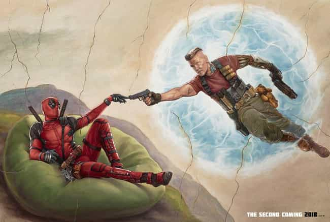 It's Empty Of Meaning is listed (or ranked) 1 on the list What The Haters Are Saying About Deadpool 2