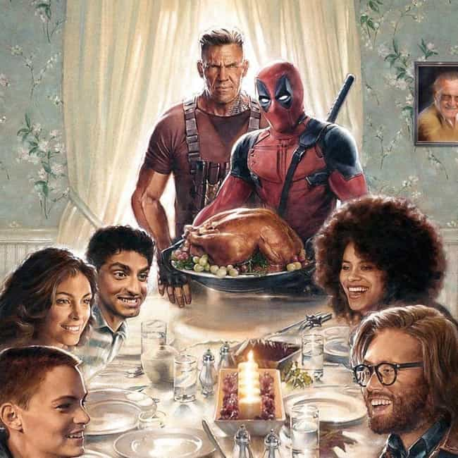 It's Overstuffed With Refe... is listed (or ranked) 4 on the list What The Haters Are Saying About Deadpool 2